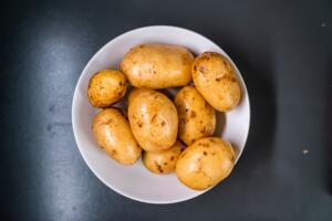 Как сохранить 90% выращенного урожая? Картофель