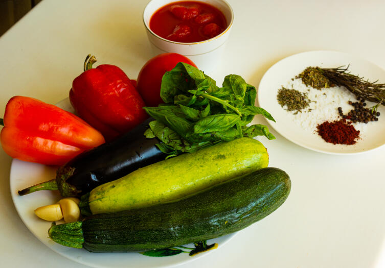 Как приготовить вкусный рататуй?