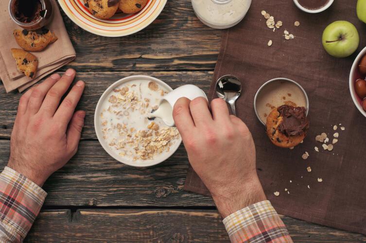 Что не стоит есть по утрам и чем это заменить?