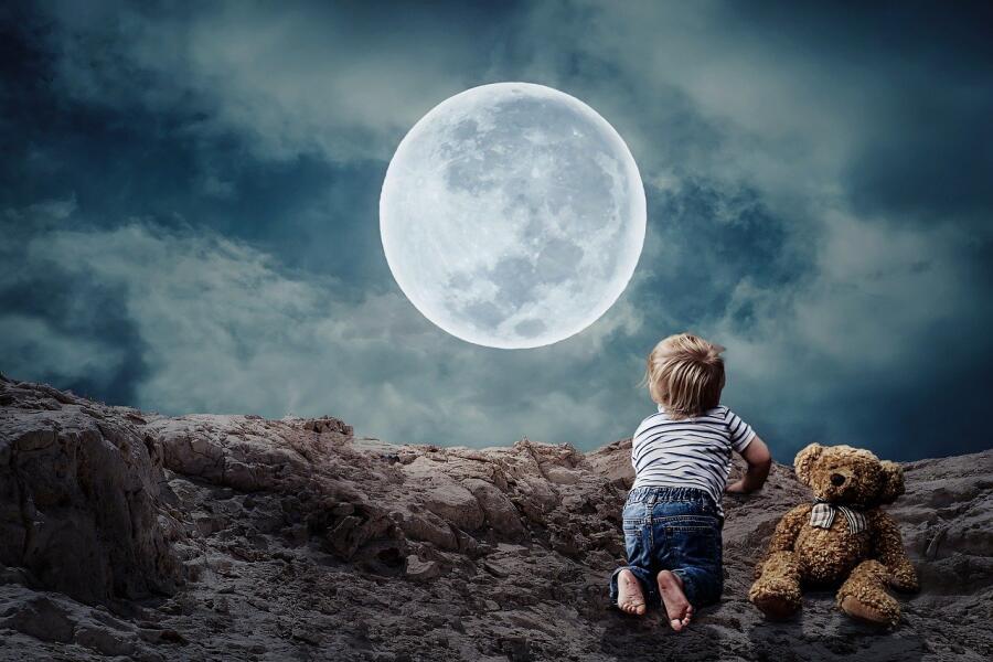 Как добраться до Луны?