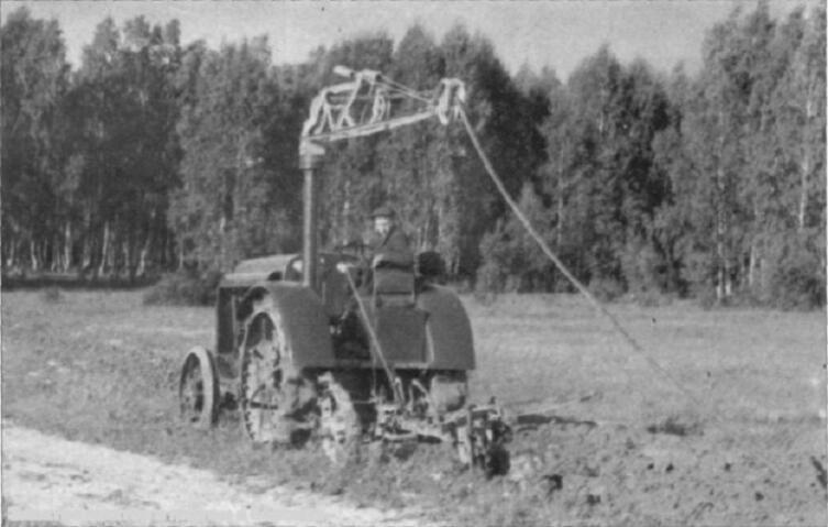 Хорошо забытое старое: нова ли супермодная идея электрического трактора?