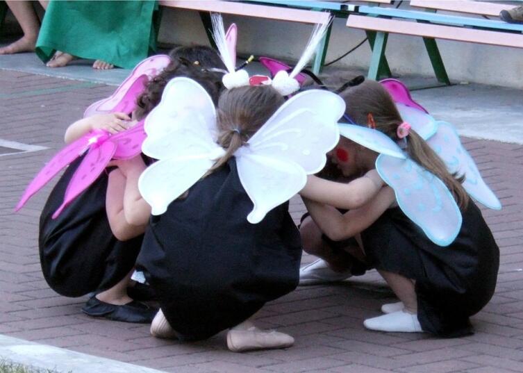 Как весело поиграть в пятнашки с детьми?