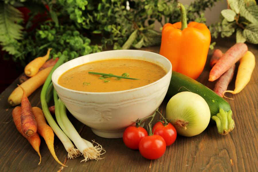 Почему суп нужно есть ежедневно и как приготовить его вкусно и оригинально?