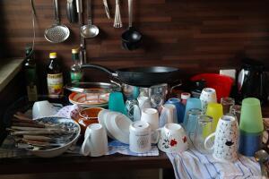 Чем можно заменить магазинное средство для мытья посуды?