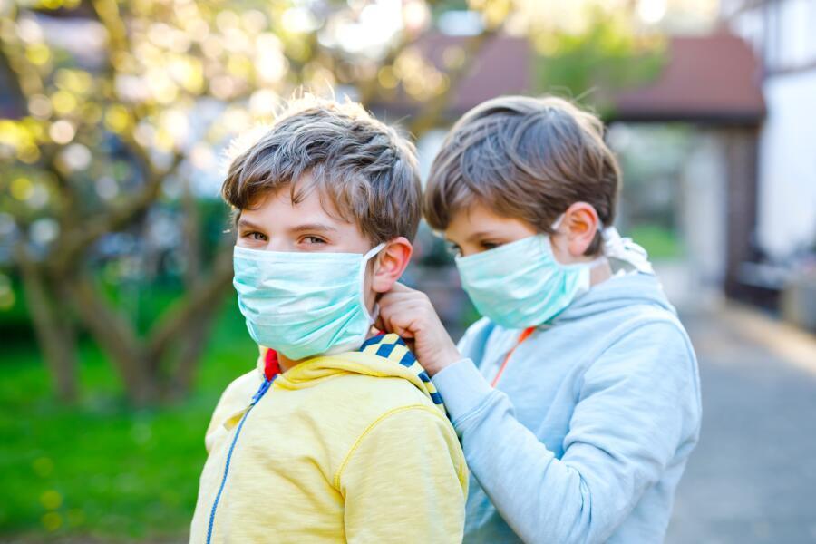 Как защитить школьника и его близких от коронавируса? 2. Профилактика