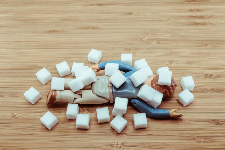 Как определяют уровень сахара в крови?