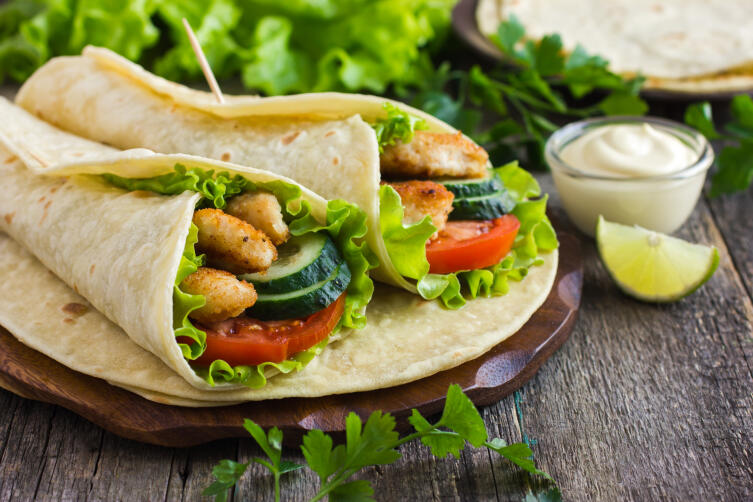 Какие блюда можно приготовить из армянского лаваша?
