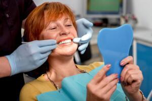 Имплантация челюсти при пародонтозе