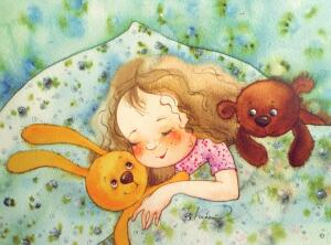 Как помочь детям заснуть и стать лучше? Сказка «Дремота и Зевота»