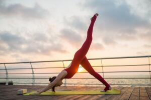 Выбор аксессуаров для йоги – индивидуальный подход во главе угла