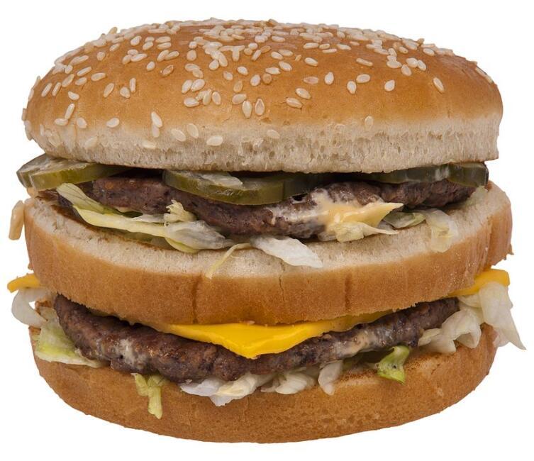 Гамбургер Биг-Мак