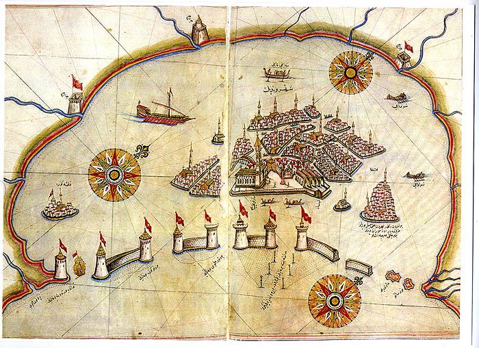 План Венеции, XVI век