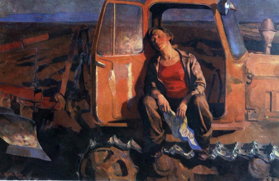 В. А. Кутилин, «Первое поле»