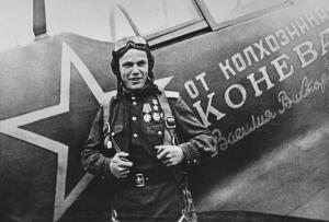 Сколько вылетов в среднем делал летчик во времена Великой Отечественной?