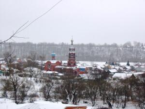 Путешествие по России. Чем интересен город Боровск?