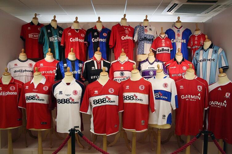 Рубашки «Боро» 2004−2010 гг.