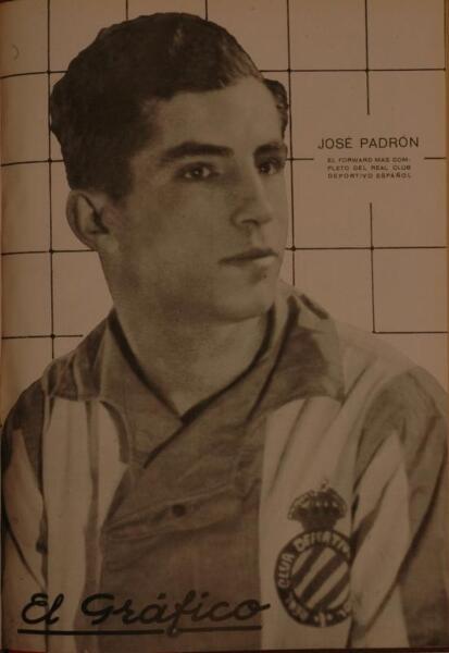 Хосе Падруд Мартина. 1926 г.