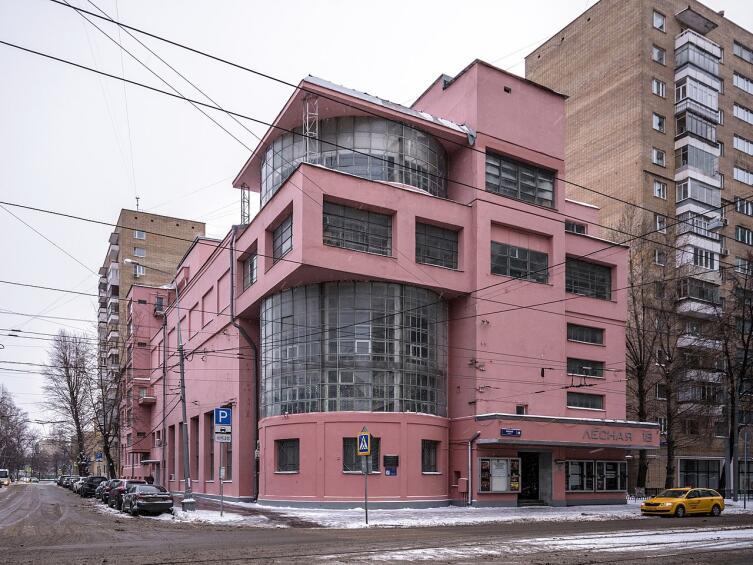 Дом культуры имени Зуева в Москве