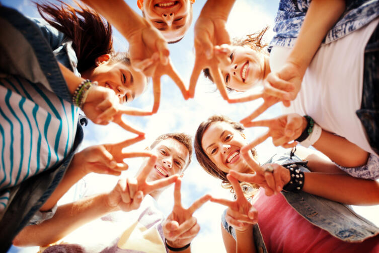 Как развить у подростков чувство собственного достоинства? Воспитательные возможности детских объединений