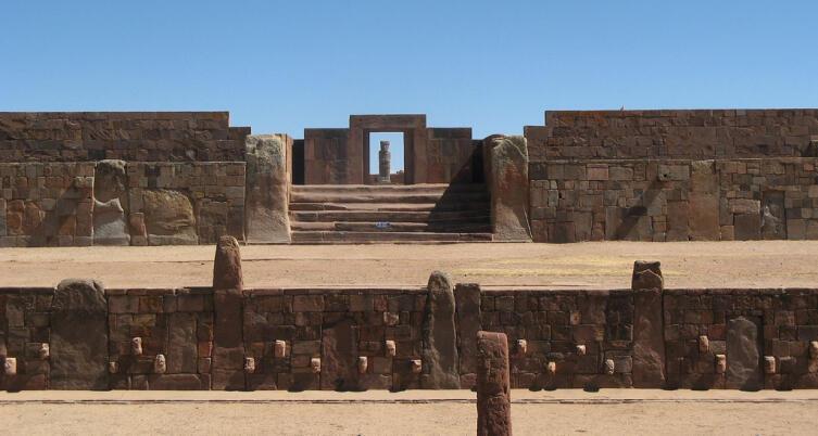 Храм Каласасайя