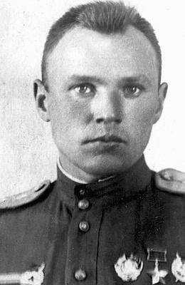 Герой Советского Союза Георгий Павлович Кузьмин