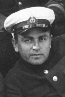 Герой Советского Союза Леонид Георгиевич Белоусов