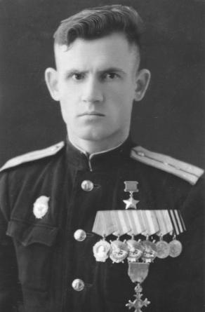 Герой Советского Союза Захар Артёмович Сорокин