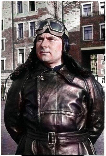 Герой Советского Союза Иван Степанович Любимов