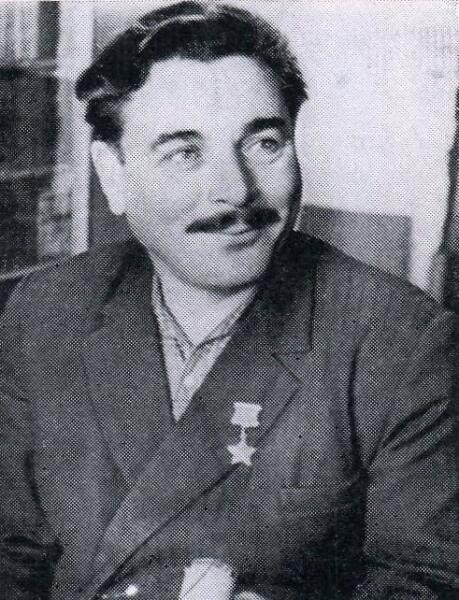 Герой Советского Союза Илья Антонович Маликов