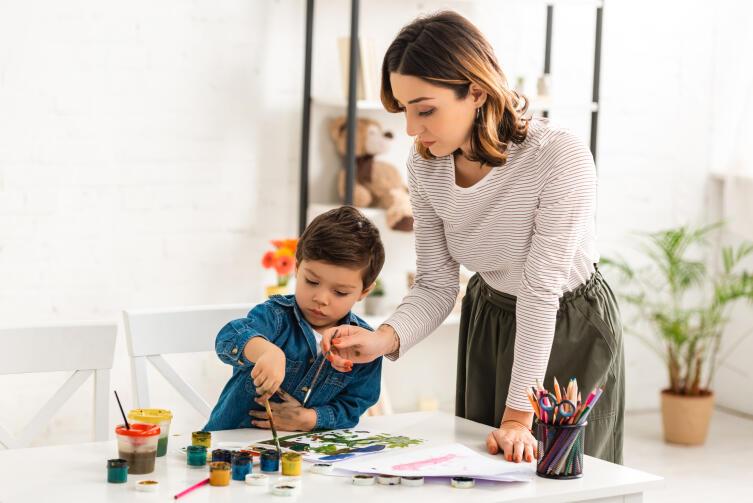 Чем занять ребенка? Часть 2