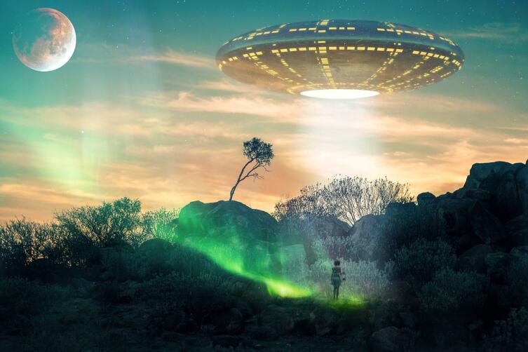 Откуда появляются НЛО?
