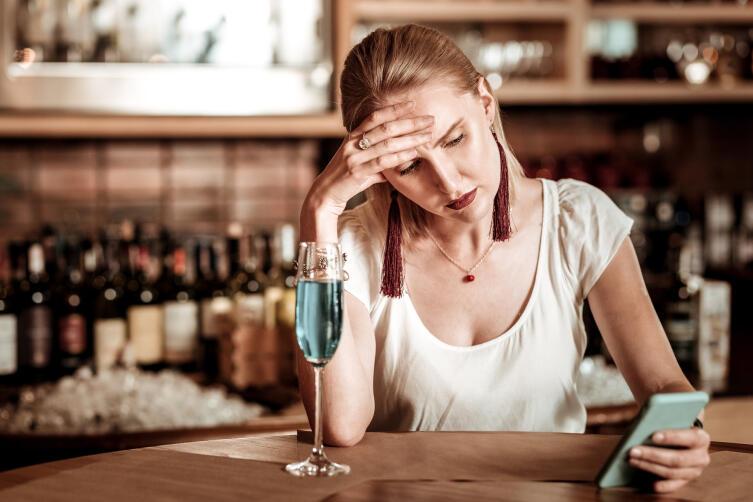 Как смартфоны могут предупредить о повышении алкоголя в крови человека?