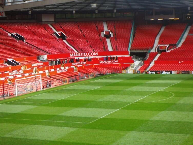 Cтадион Old Trafford