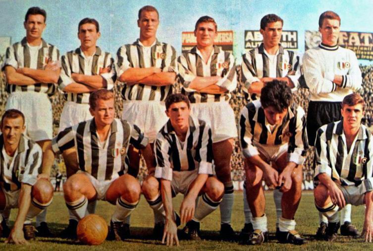 Клуб Ювентус.1960−61 гг.