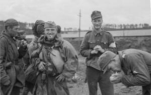 С кем воевал СССР в Великую Отечественную?