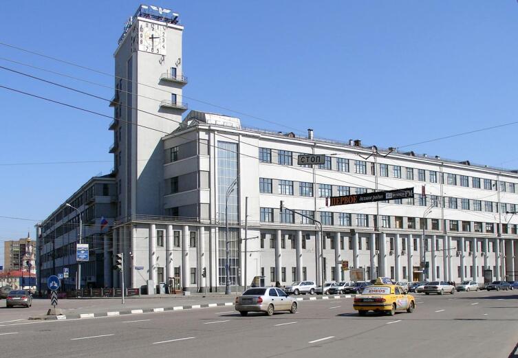 Здание Народного комиссариата путей сообщения