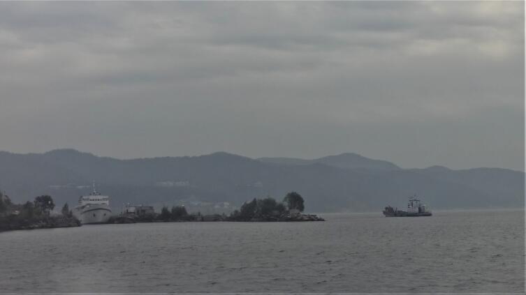 Порт Листвянки