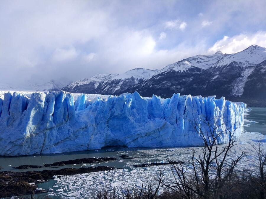 Ледник. Патагония