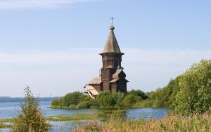 Русская архитектура. Как строили в старину?