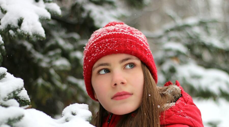 Как помочь коже в холода?