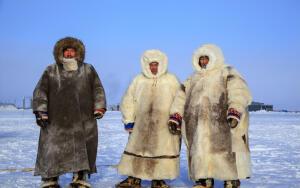 Какую одежду носят народы Севера?