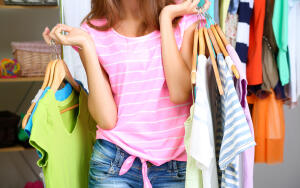 Как правильно выбрать цвет одежды?