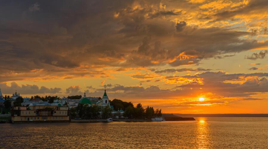 Путешествие по России. Зачем ехать в Чебоксары?