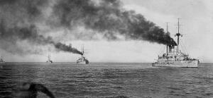 Как адмирал Эбергард развивал Черноморский флот Российской империи?