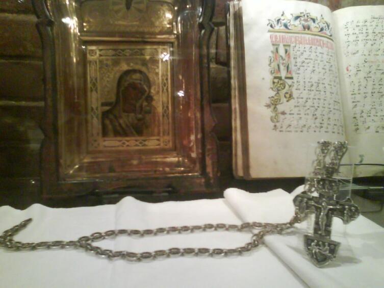 Православный наперсный крест