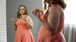 Как лишний вес связан с «неправильным» мышлением?