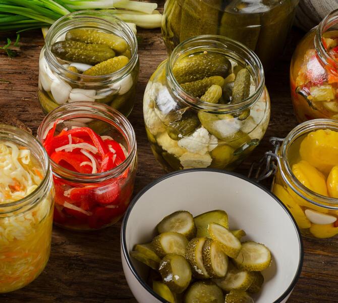 Как правильно квасить овощи и фрукты?