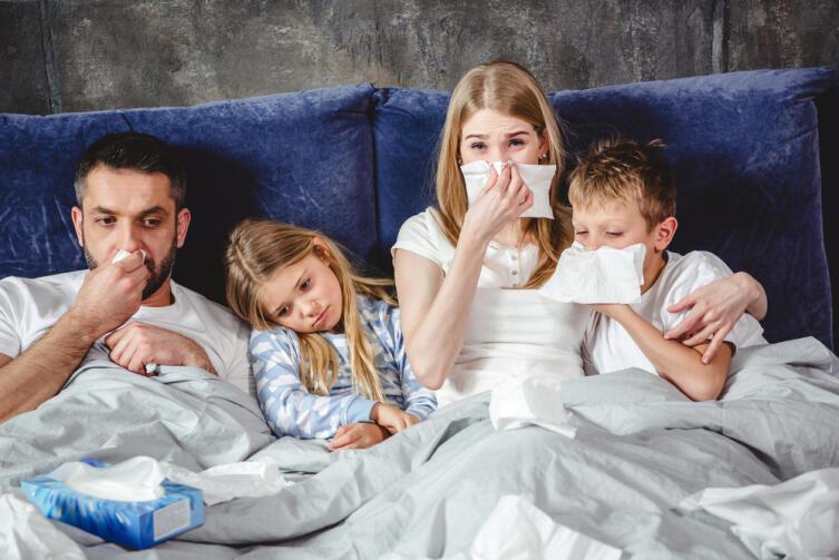 Нужна ли вакцинация от гриппа во время пандемии коронавируса?