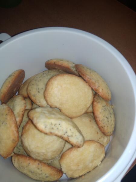 Печенье «К чайковскому», или Как поднять настроение в пасмурный осенний вечер?