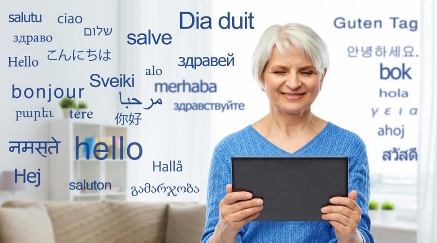 Какой возраст больше подходит для изучения иностранного языка?